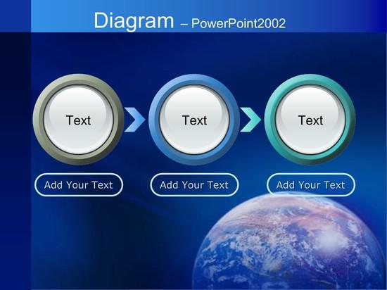 蓝色培训ppt模板3模板免费下载_8583- wps在线模板