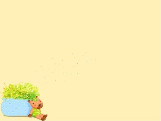 童趣ppt模板模板免费下载