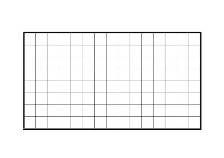 硬笔书法专用纸模板免费下载图片