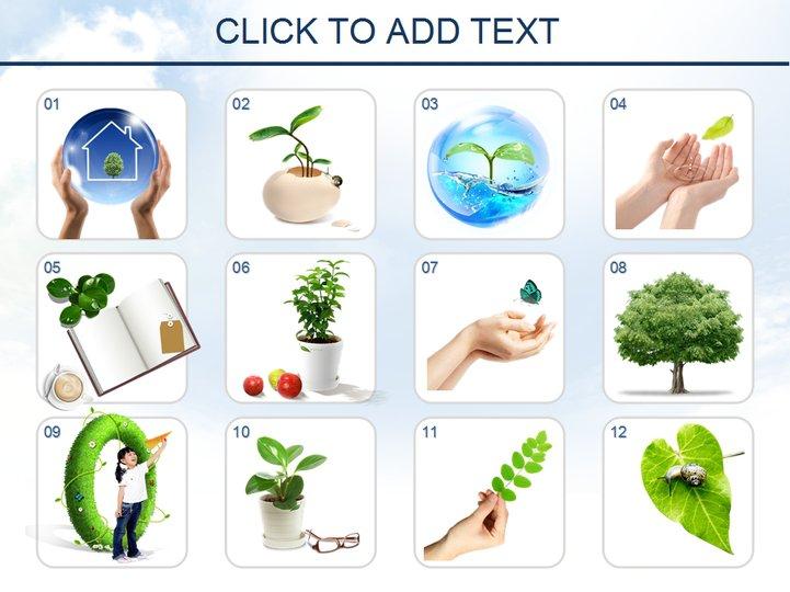 绿色商业图标模板_829033模板免费下载