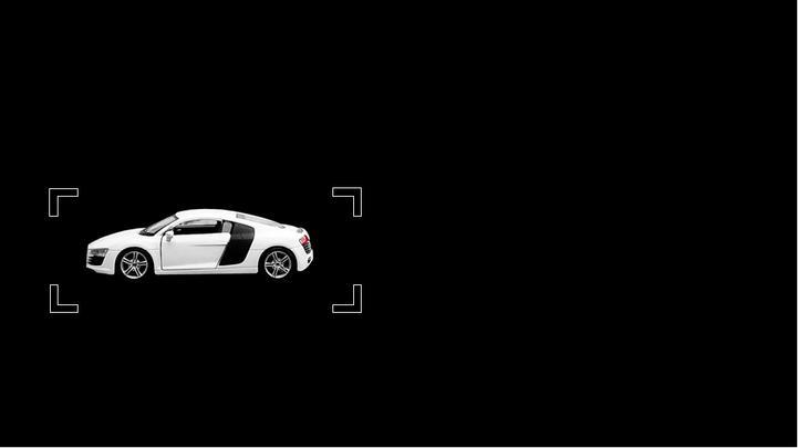 动态汽车类ppt模板模板免费下载