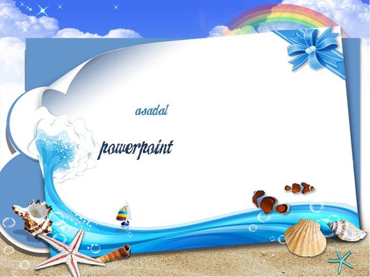 幼儿园主题墙栏海洋风格边框