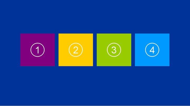 动态简约win8风格商务ppt模板模板免费下载