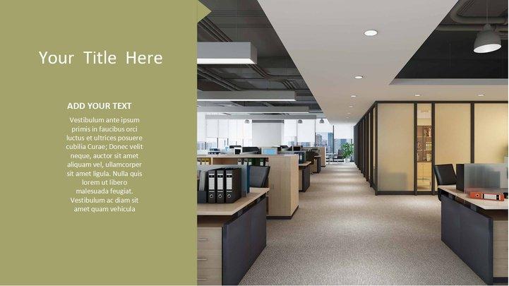 欧美杂志风格简洁通用商务模板模板免费下载