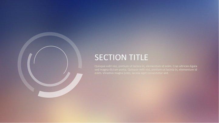 ios7主题风格超实用商务ppt模板模板免费下载