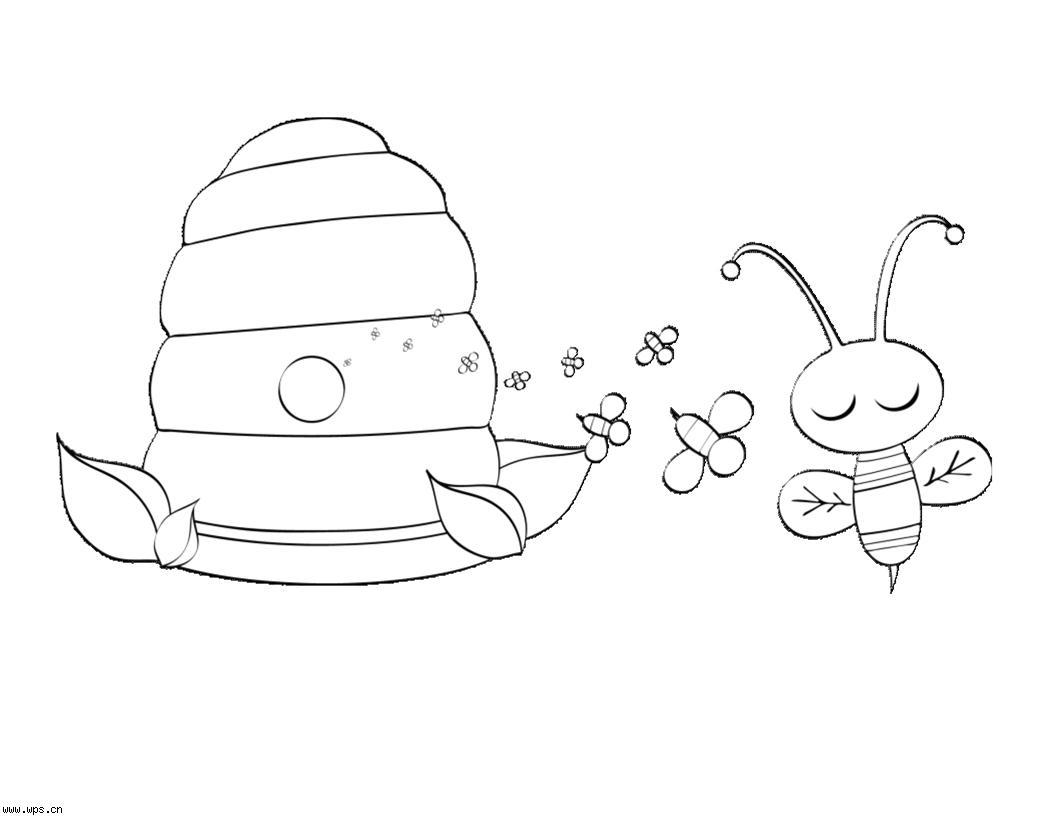 大黄蜂涂卡纸