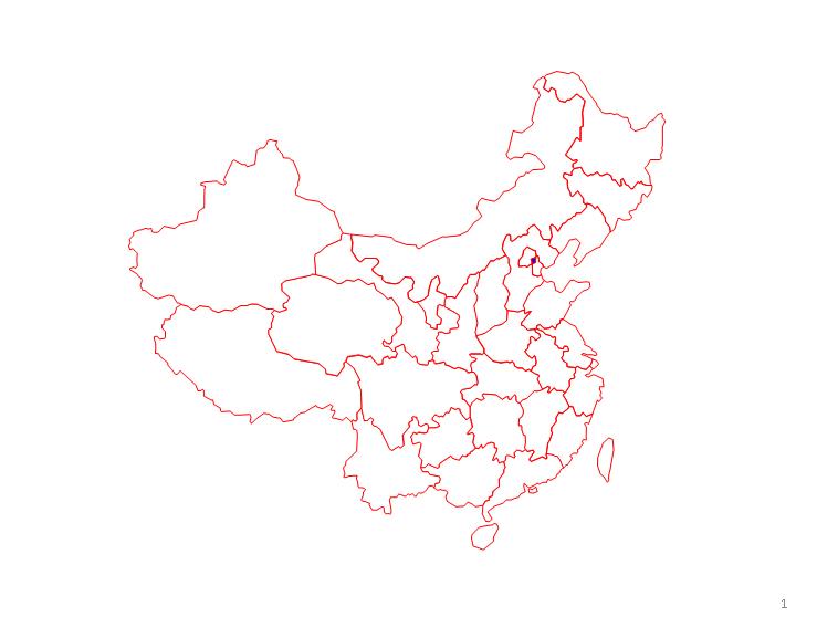 地图 简笔画 手绘 线稿图片