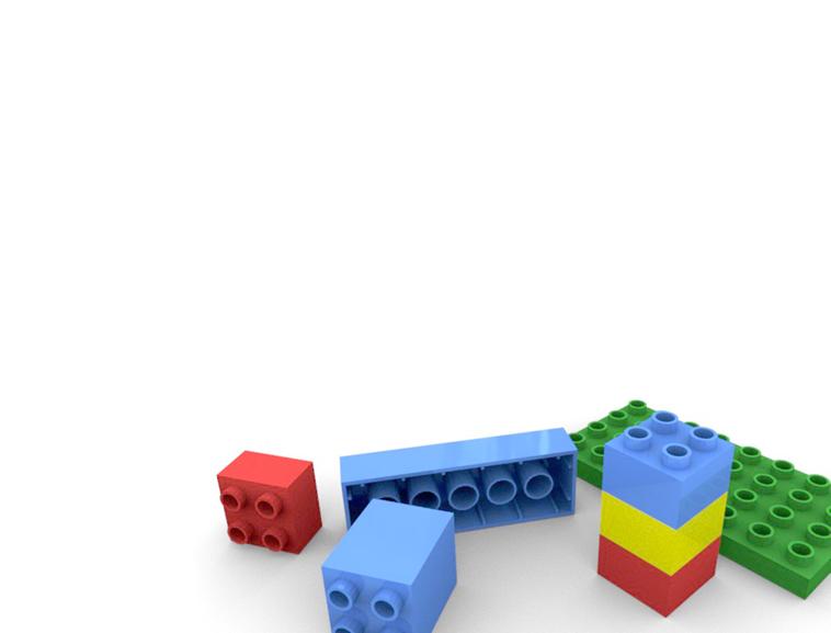 积木模板免费下载_24610