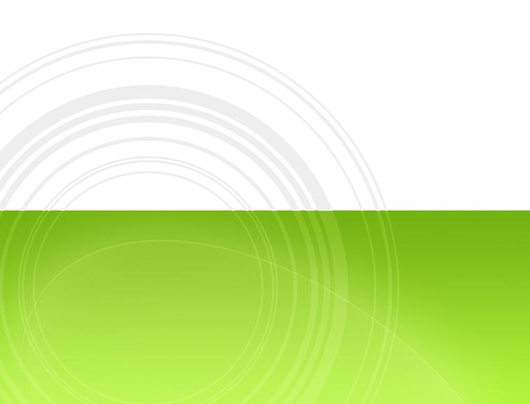 绿色线条模板免费下载
