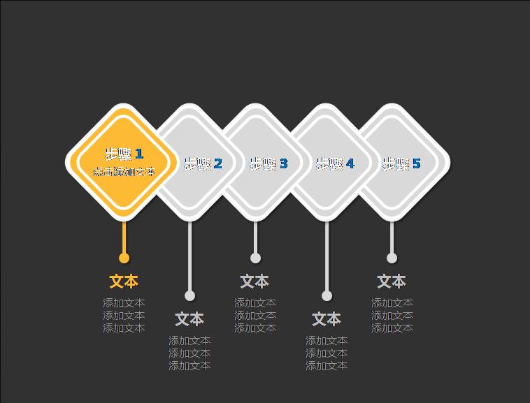 流程图模板免费下载 26340