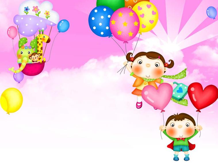 儿童节快乐ppt模板模板免费下载
