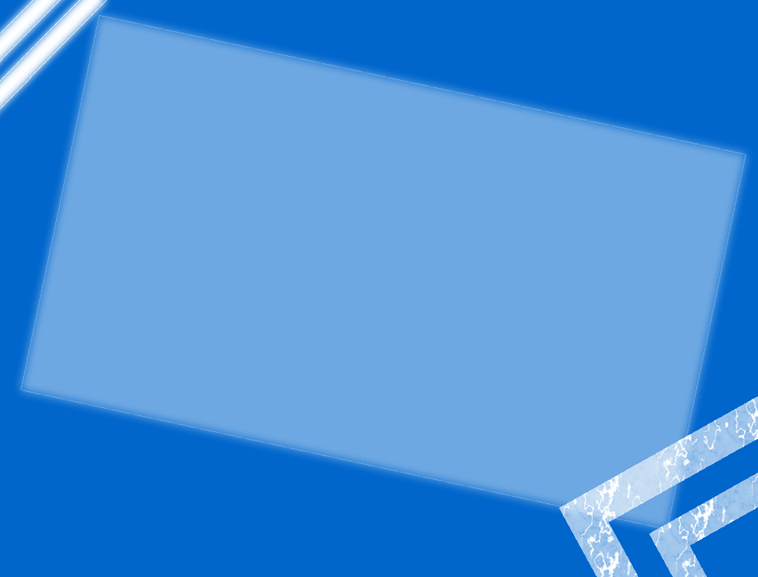 蓝色简约线条ppt模板模板免费下载