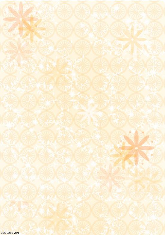 小清新蝴蝶信纸模板免费下载_13046- wps在线模板图片