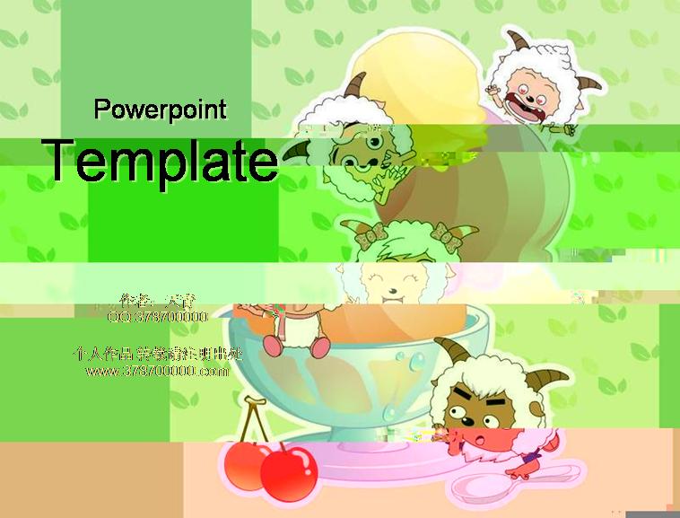 小学英语教学课件ppt模板模板免费下载