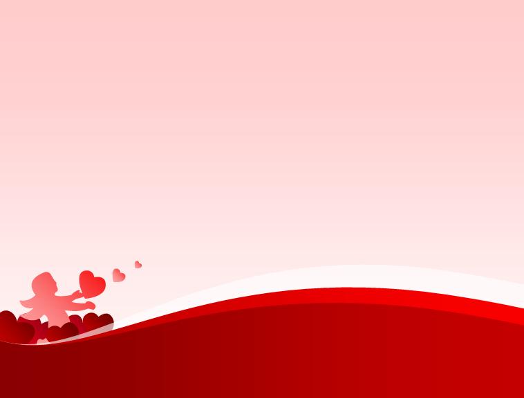 女性爱心主题模板免费下载_ 63364 - wps在线模板