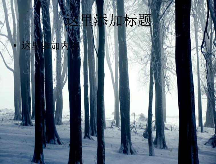 迷雾森林ppt模板免费下载_94128- wps在线模板