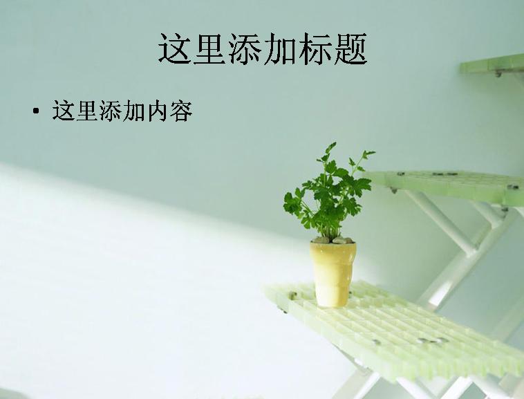 清新植物ppt背景图片模板免费下载_157313- wps在线