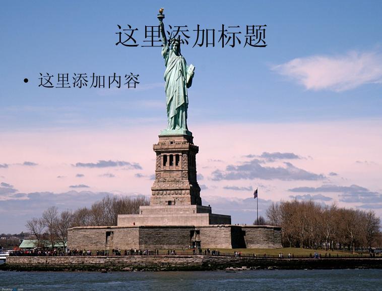 自由女神像高清素材图片212
